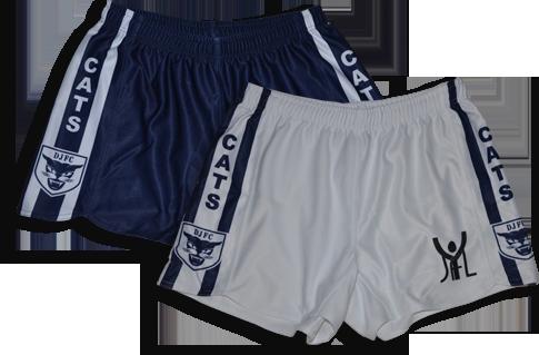 Shorts Blue/White